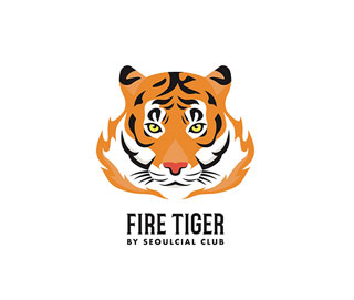 Fire Tiger by Seoulcial Club