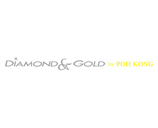 Diamond & Gold by Poh Kong