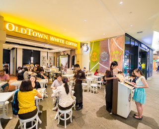 OldTown White Coffee Signature