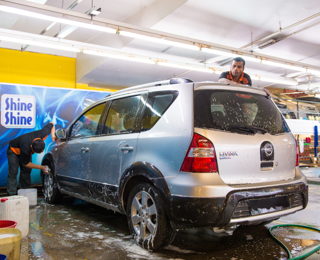 SHINE SHINE Car Wash
