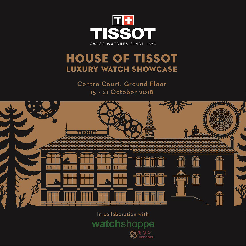 Tissot by Watchshoppe
